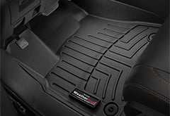 Ford F-550 WeatherTech DigitalFit Floor Liners