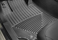 Ford F-550 WeatherTech Floor Mats