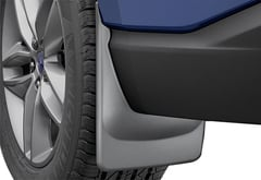 Toyota Tacoma WeatherTech DigitalFit No Drill Mud Flaps
