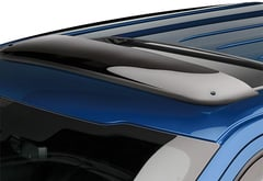 BMW X5 WeatherTech Sunroof Wind Deflector