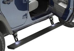 Jeep Wrangler Bestop PowerBoard Running Boards