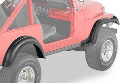 Jeep CJ7 Bestop HighRock 4x4 Fender Flares