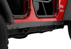Jeep Wrangler Bestop HighRock 4x4 Rocker Trim