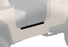 Bestop Front & Tailgate Entry Guards