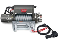 GMC Sierra WARN XD9000i Self Recovery Winch