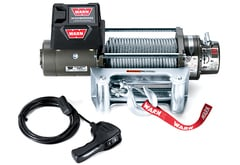 Jeep Wrangler WARN XD9000 Self Recovery Winch