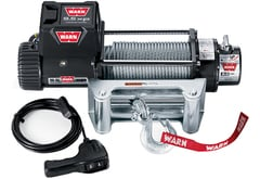 Nissan Frontier WARN 9.5xp Extreme Performance Winch
