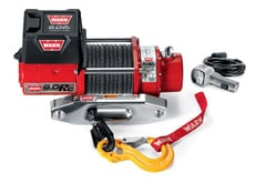Ford F250 WARN 9.0Rc Winch