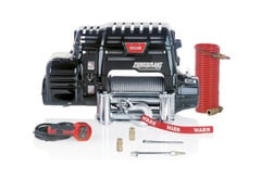 GMC Sierra WARN Powerplant Dual Force Winch