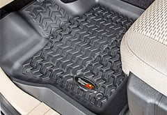 Lincoln Blackwood Rugged Ridge Floor Mats