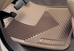 Mercedes-Benz 500SL Husky Liners Heavy Duty Floor Mats