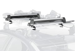 Mercedes-Benz C32 AMG Thule Flat Top Ski & Snowboard Carrier