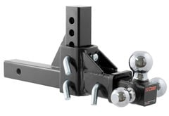 Ford F-350 Curt Adjustable Multi Ball Mount