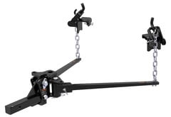 Lexus IS300 Curt Weight Distribution Hitch