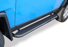 Nissan Rogue Romik Running Boards