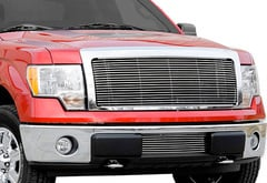 Ford F450 Carriage Works Billet Grille