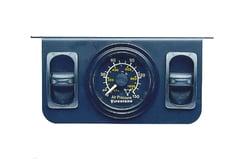 Jeep CJ-3B Firestone Leveling Control Panel