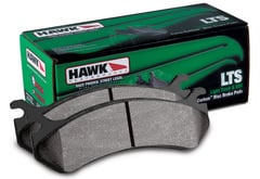 Jeep Wrangler Hawk LTS Brake Pads