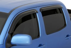 Ford F-250 AutoVentshade Ventvisor Window Deflectors