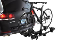 BMW 750iL Thule Doubletrack Hitch Bike Carrier