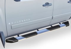 Dodge Ram 3500 Rampage Streamline Step Bars
