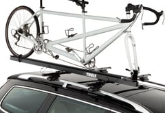 Ford Taurus Thule Tandem Bike Carrier