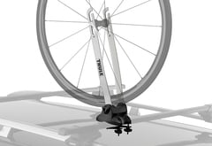 Thule Wheel On Bike Wheel Carrier