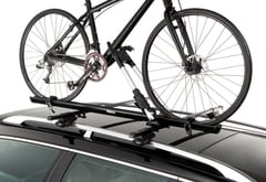 Audi A3 Thule Big Mouth Bike Carrier
