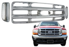 Jeep Patriot Pilot Grille Overlay