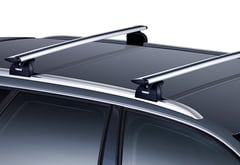 BMW 330xi Thule Roof Rack System