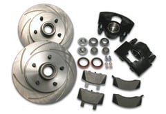 Jeep CJ7 SSBC Big Brake Kit