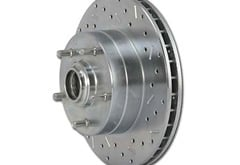 Merkur SSBC Big Bite Cross Drilled Rotor