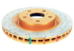 Lotus DBA 4000XS Series Rotors