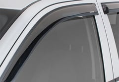Saturn Outlook Stampede Tape-Onz Sidewind Deflectors