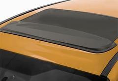 Kia Rio Stampede Wind Tamer Sunroof Wind Deflector