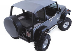 Jeep Wrangler Rampage Island Topper