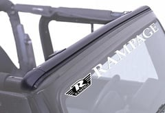 Rampage Windshield Channel