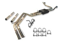 Jeep Liberty Cherry Bomb Exhaust System