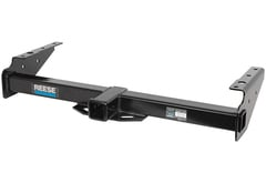 Mercedes Reese Receiver Hitch