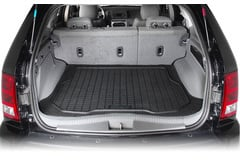 Nissan Highland Custom Fit Rubber Cargo Mat