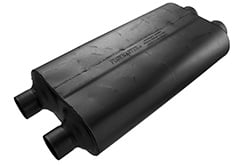 Lincoln MKX Flowmaster 50 Series Big Block Muffler