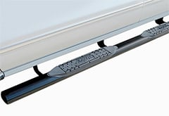 Nissan Pathfinder Raptor Oval Magnum Step Bars