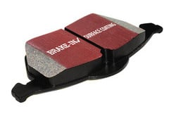 Mercedes-Benz CLK320 EBC Ultimax Brake Pads