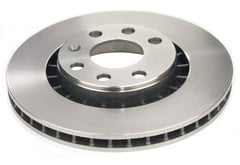 Smart Fortwo EBC OEM Replacement Rotors