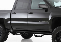 Dodge Ram 3500 RBP Step Bars