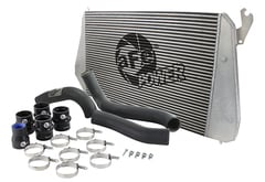 GMC Sierra aFe Blade Runner Intercooler