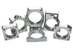 Ford F-250 aFe Silver Bullet Throttle Body Spacer