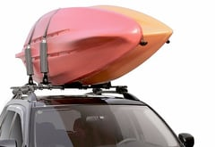 Dodge Colt Inno Kayak Rack