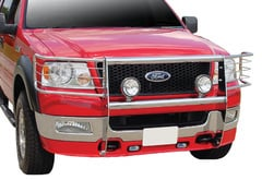 Ford F-350 Go Industries Knockdown Grille Guard