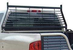 Ford F-350 Go Industries Flat Iron Headache Rack